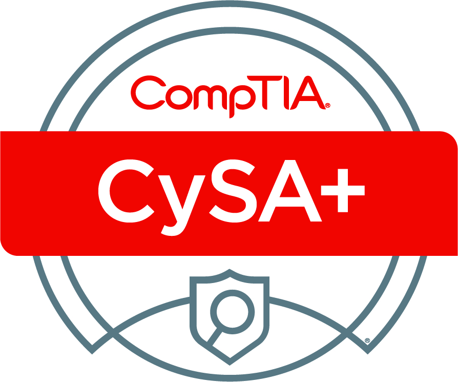 CompTIA Cybersecurity Analyst Training